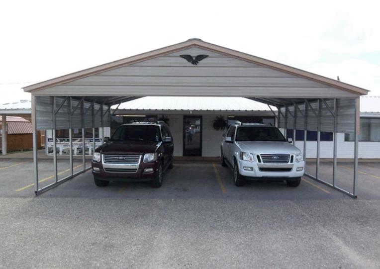 Metal Carport Sales, Carencro Louisiana (LA ...
