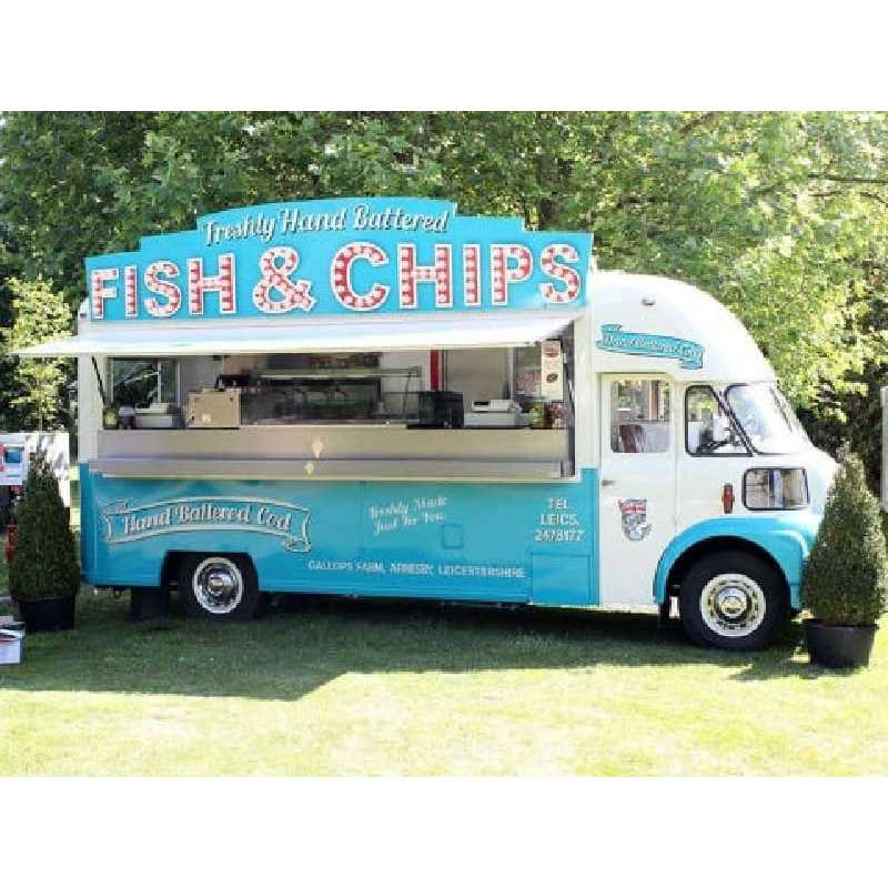 Fish & Chip Van Hire