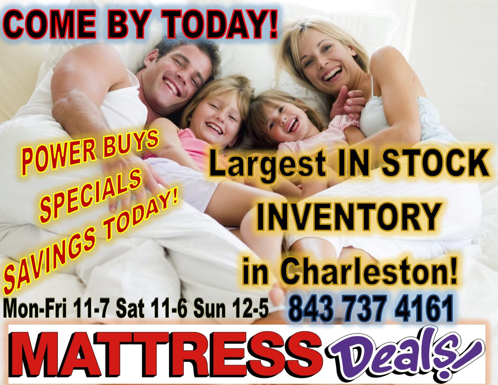 Mattress Deals North Charleston South Carolina