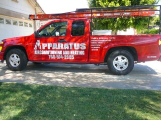 Apparatus Air Conditioning & Heating - classified ad