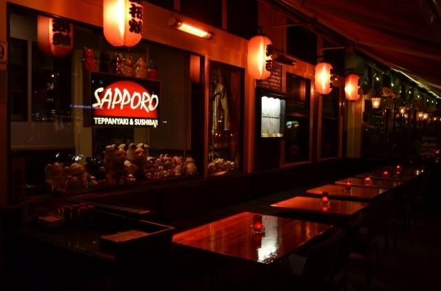 Sapporo TeppanYaki & Sushi Japans Restaurant