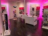 Interior photo of T-Mobile Store at Paseo Nuevo Mall, Santa Barbara, CA