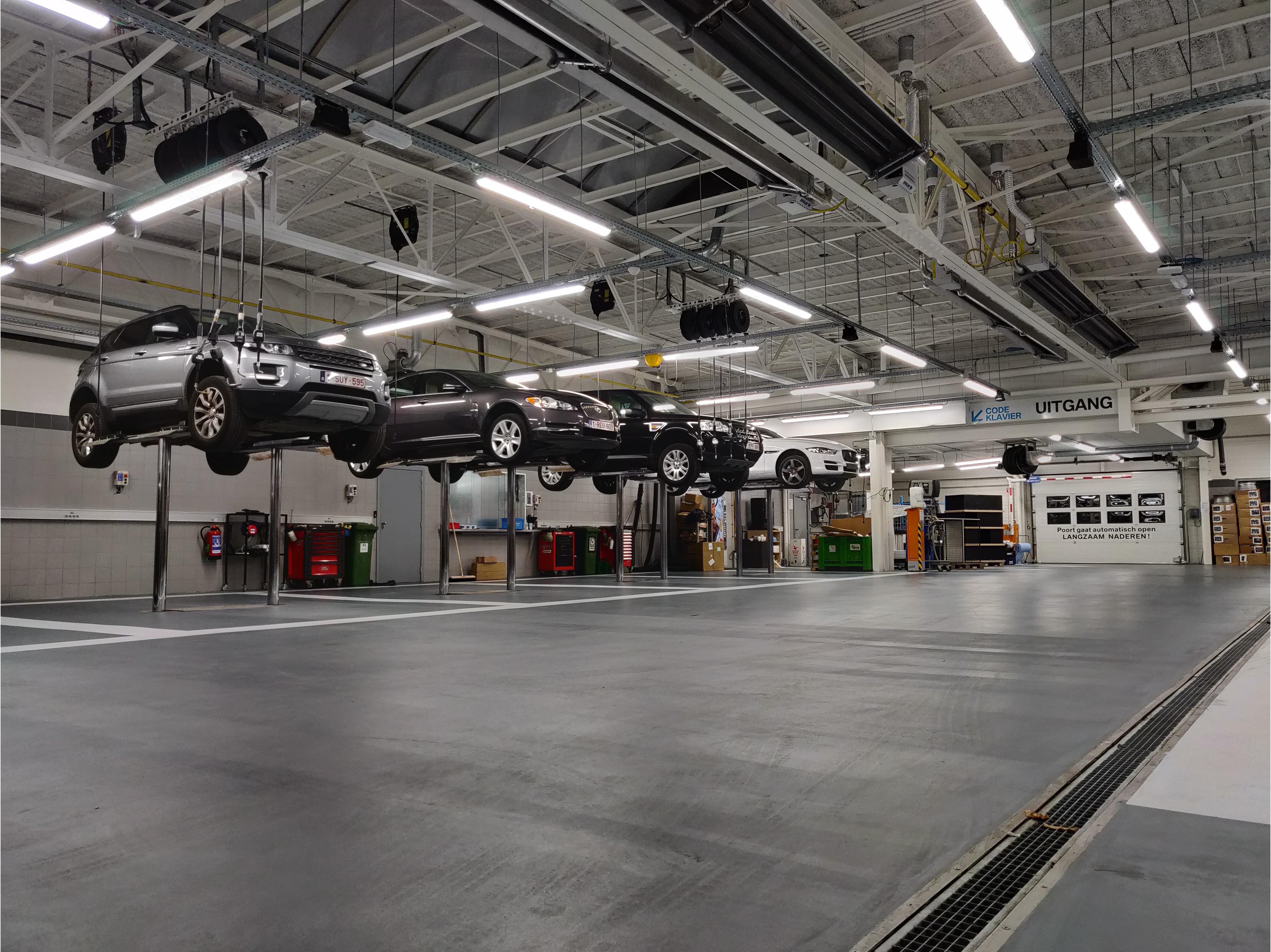 Jaguar Metropool Noord