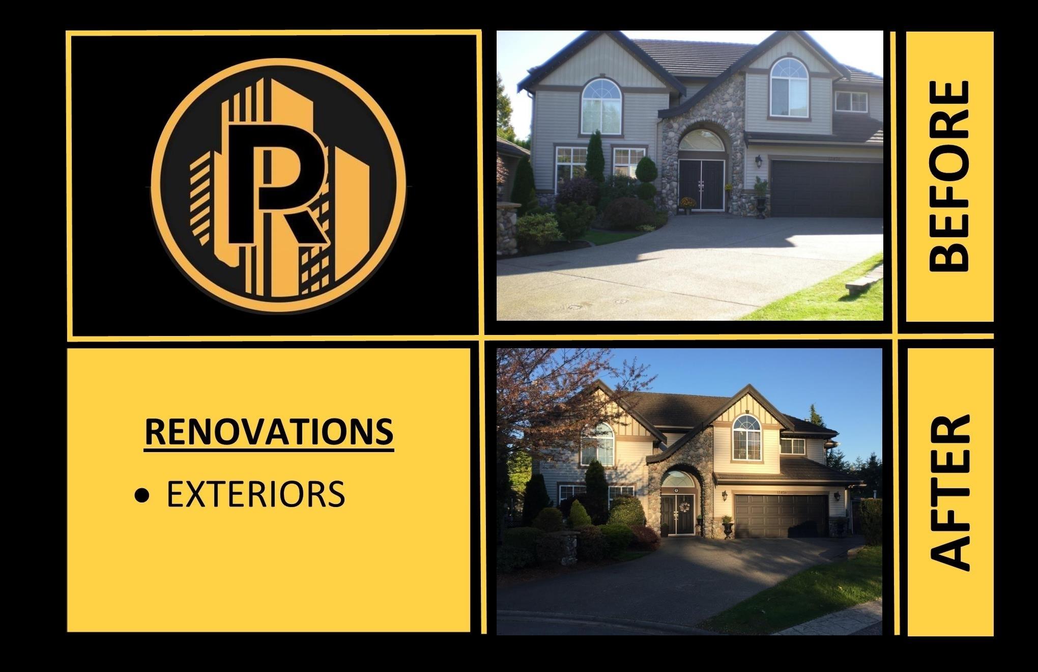 Raudales Enterprise LTD in Vancouver: General Carpentry Exteriors Modernization