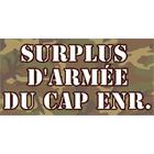 Surplus D'Armée Du Cap Enr