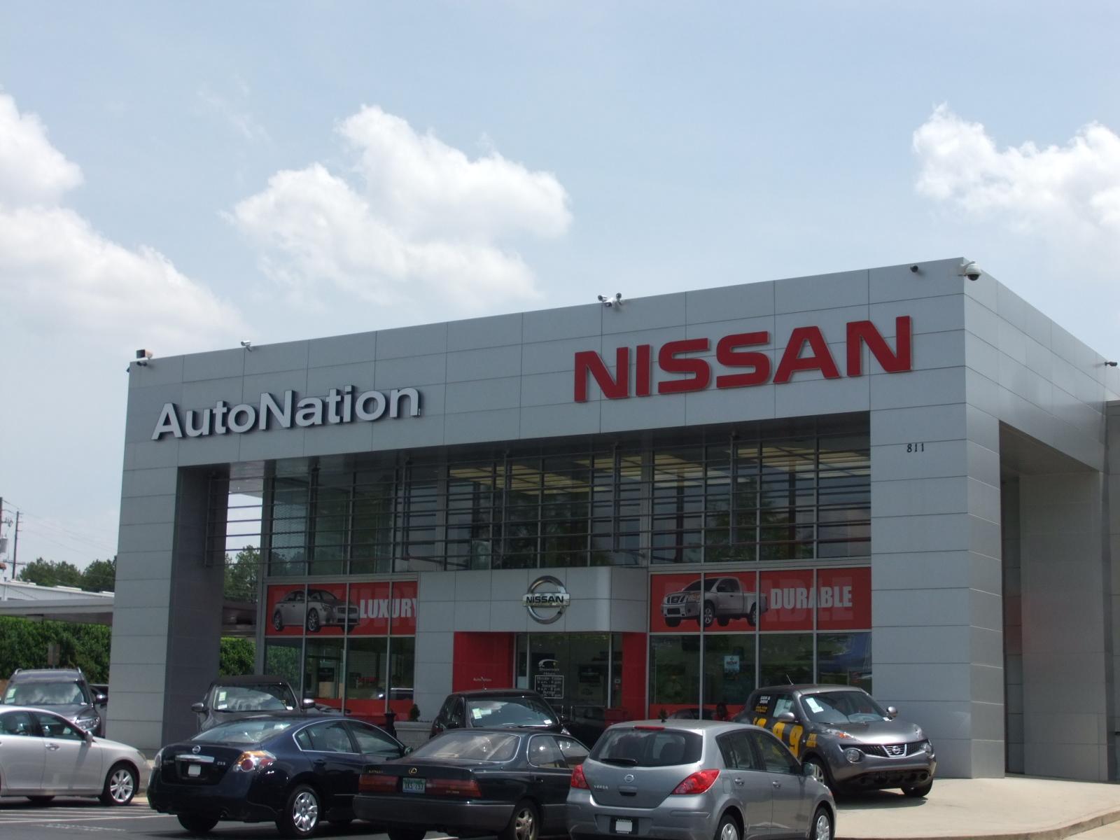 AutoNation Nissan Thornton Road - Lithia Springs, GA -