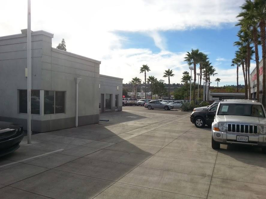 About the Dealership. Rock Auto Group is located at West Main St., El Cajon, CA in El Cajon. We have been assisting San Diegans with either the purchase of their next vehicle or the sale of their current vehicle.