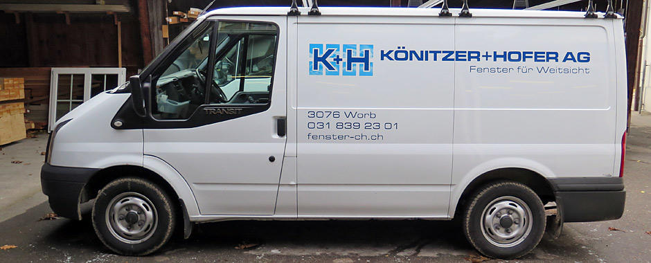 KÖNITZER + HOFER AG