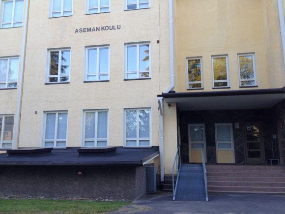 Hankasalmen kunta Aseman koulu