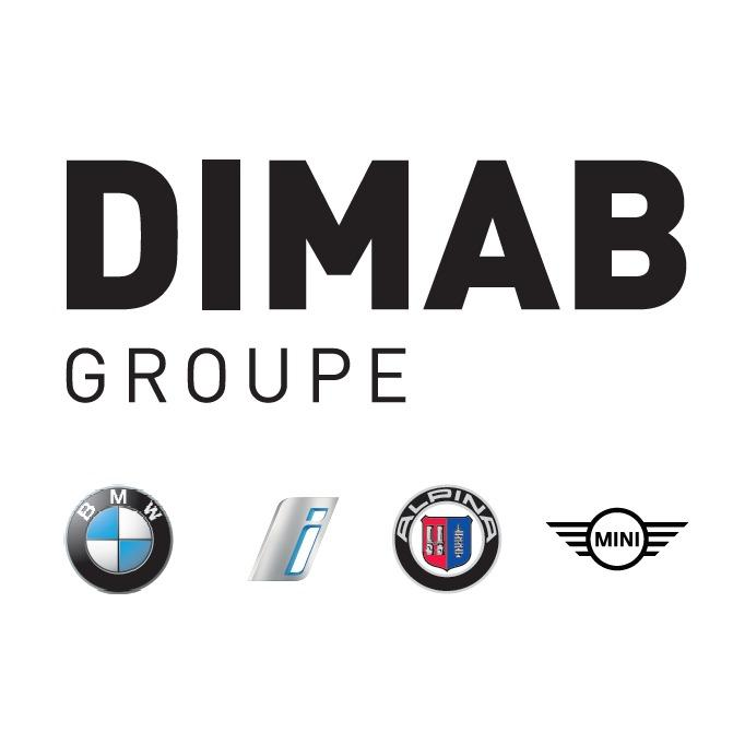 DIMAB Yverdon - Concessionnaire BMW et Point Service MINI Logo