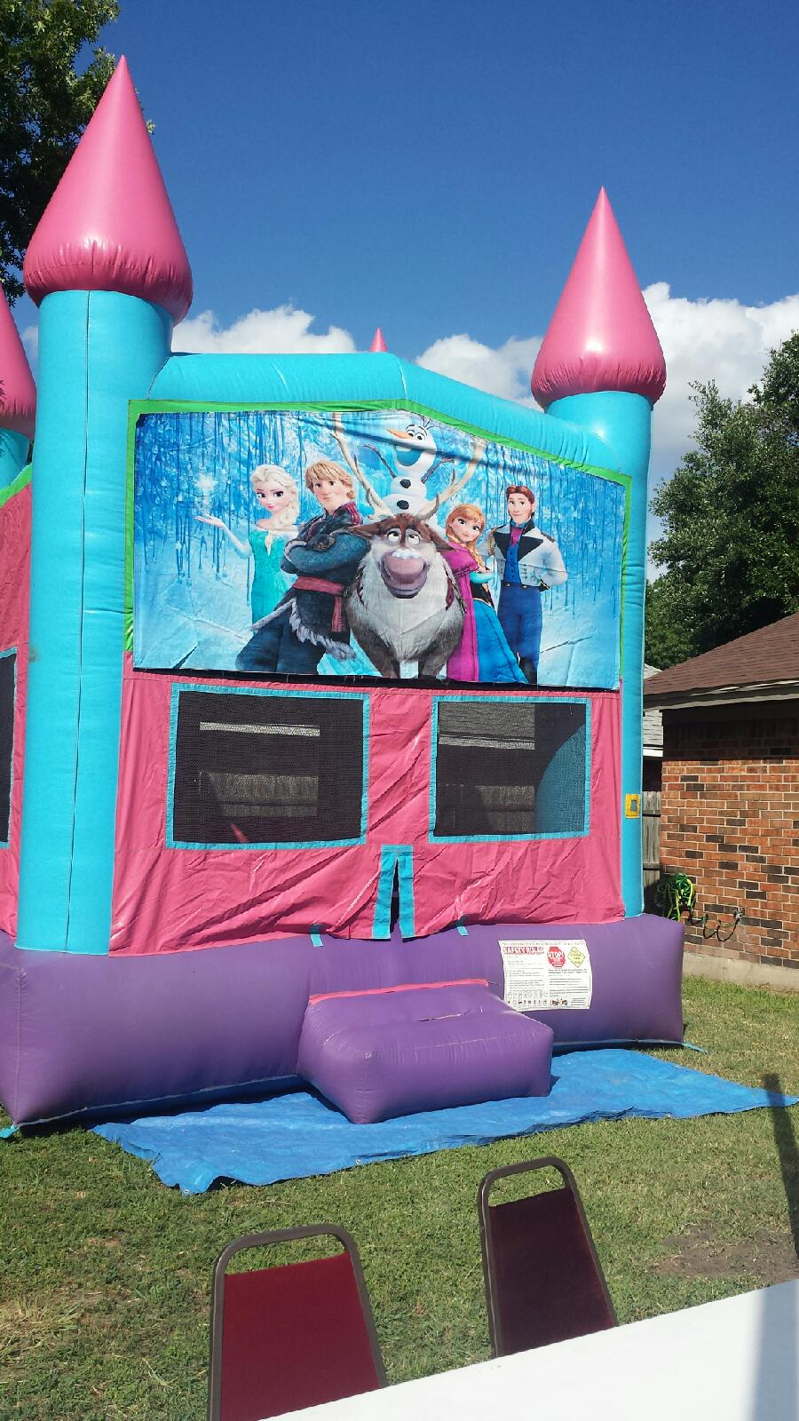 Brincolines Fort Worth Bounce Houses