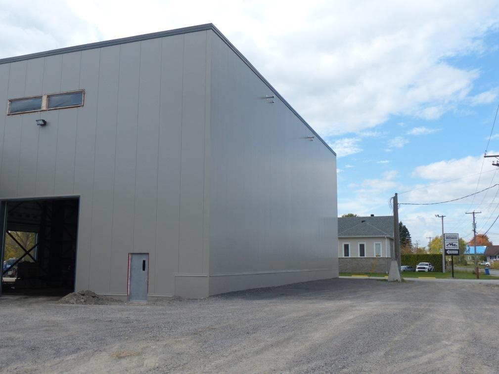 Les Entreprises Chartier Inc à Village Saint-Pierre