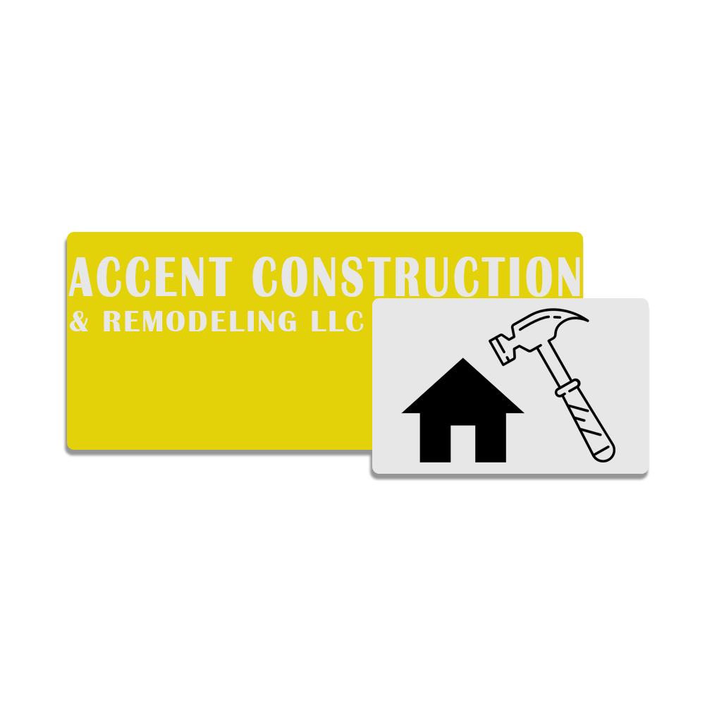 Accent Construction & Remodeling LLC Logo