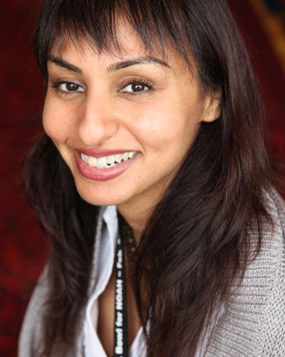 Aisha Sethi