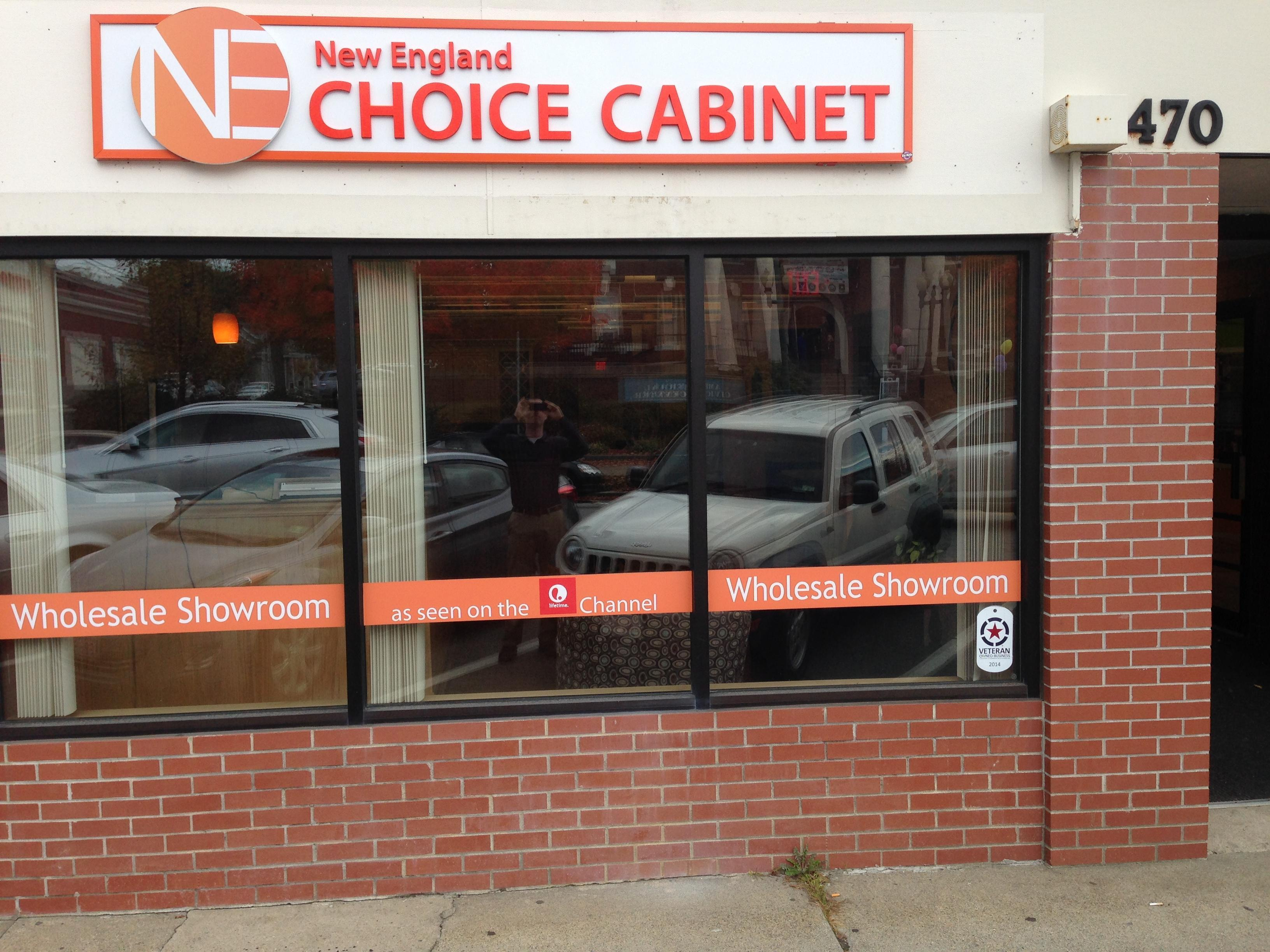 New England Choice Cabinets