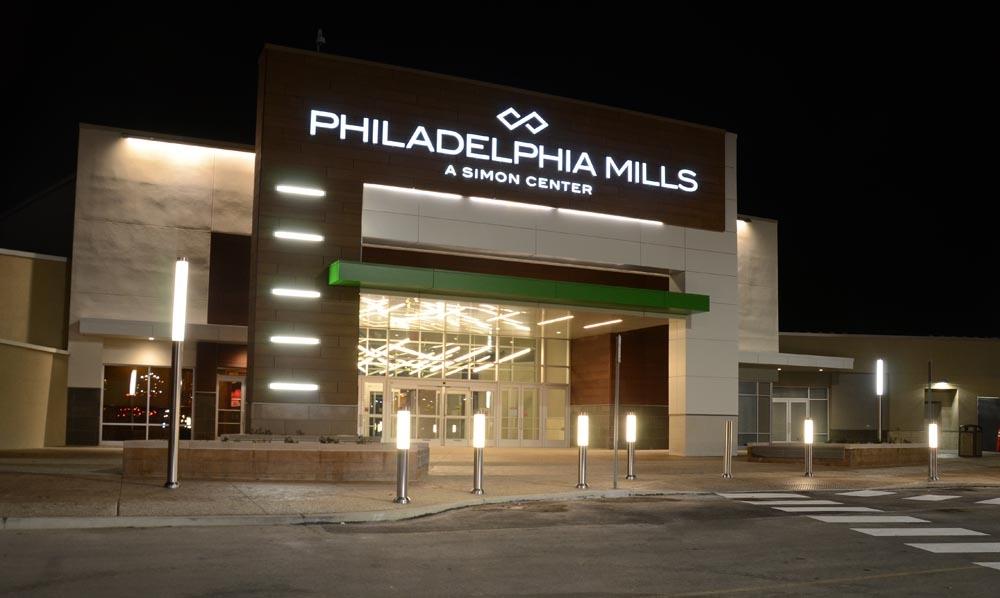 Philadelphia Mills Philadelphia Pennsylvania Pa