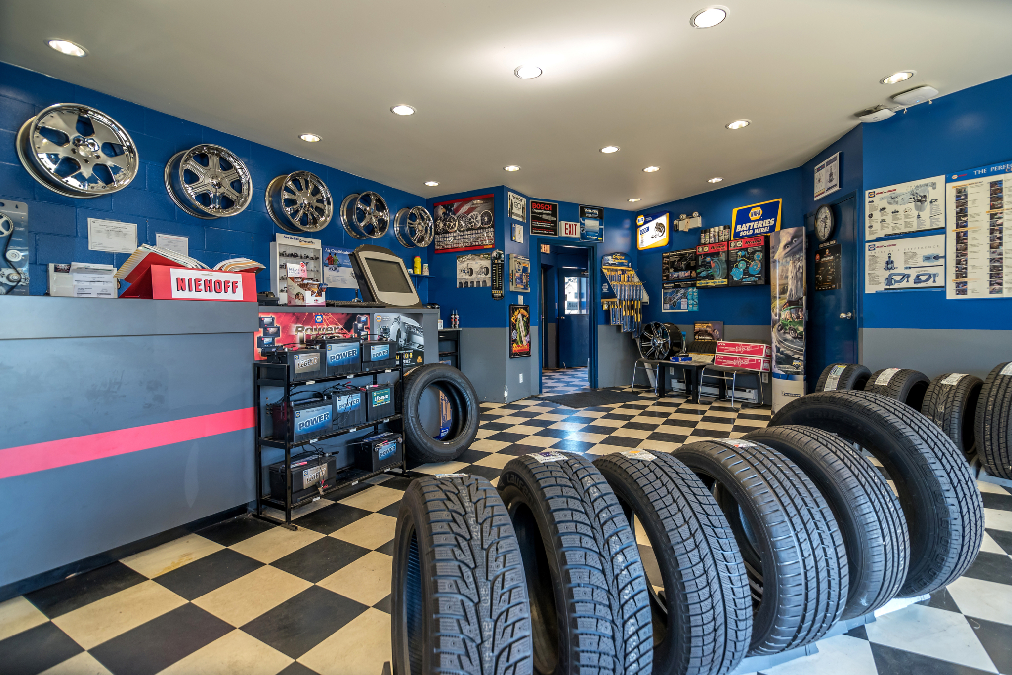 BC Tires