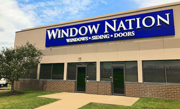 Window nation warrensville heights ohio oh for Window nation