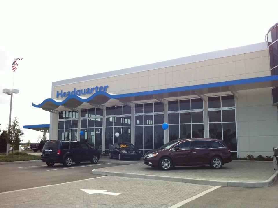 Headquarter honda in clermont fl 407 395 7500 for Honda dealership tampa florida