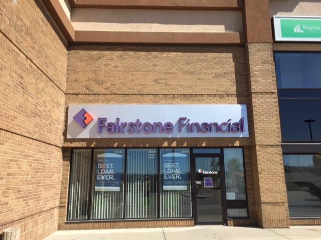 Fairstone in Regina
