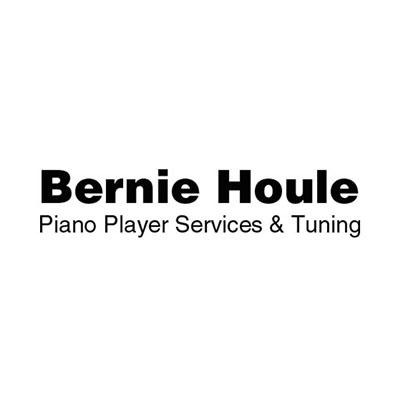 Bernie Houle Piano Player Services & Tuning