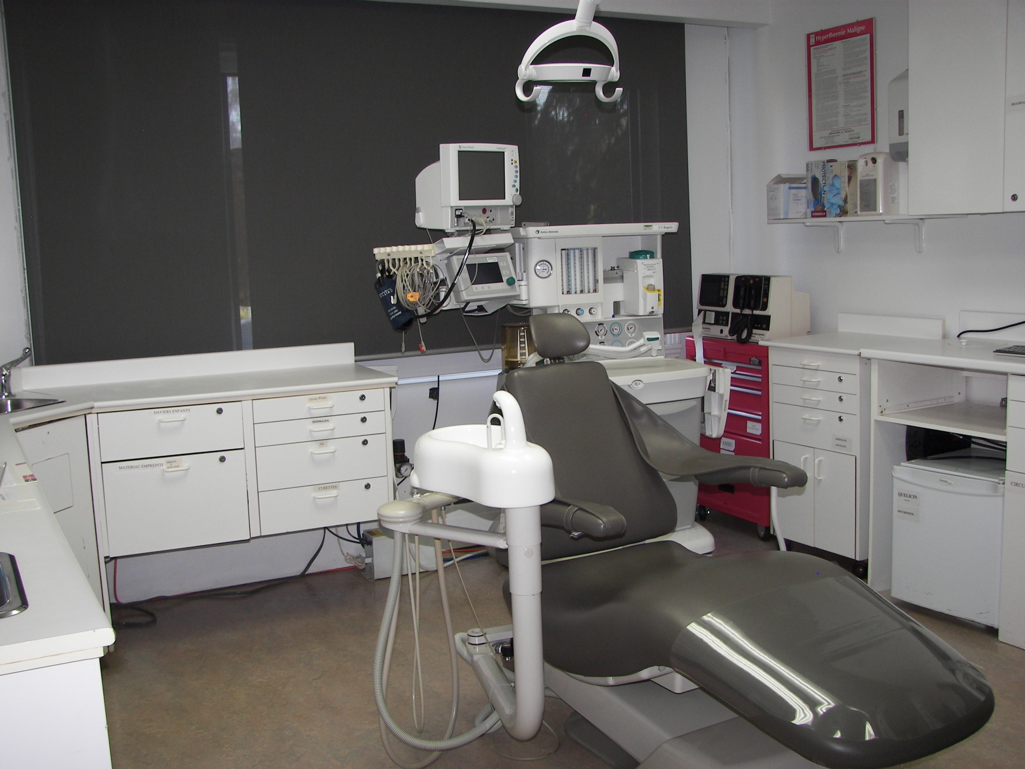 Clinique d'Anesthésie Dentaire de Montréal à Anjou