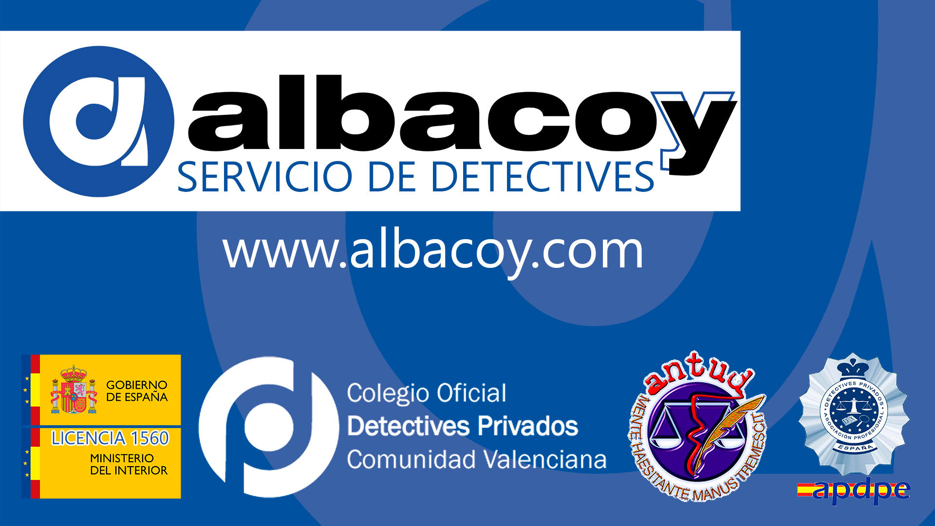 Detectives Albacoy