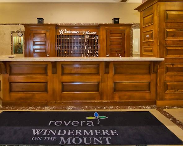 Revera Windermere on the Mount Retirement Residence