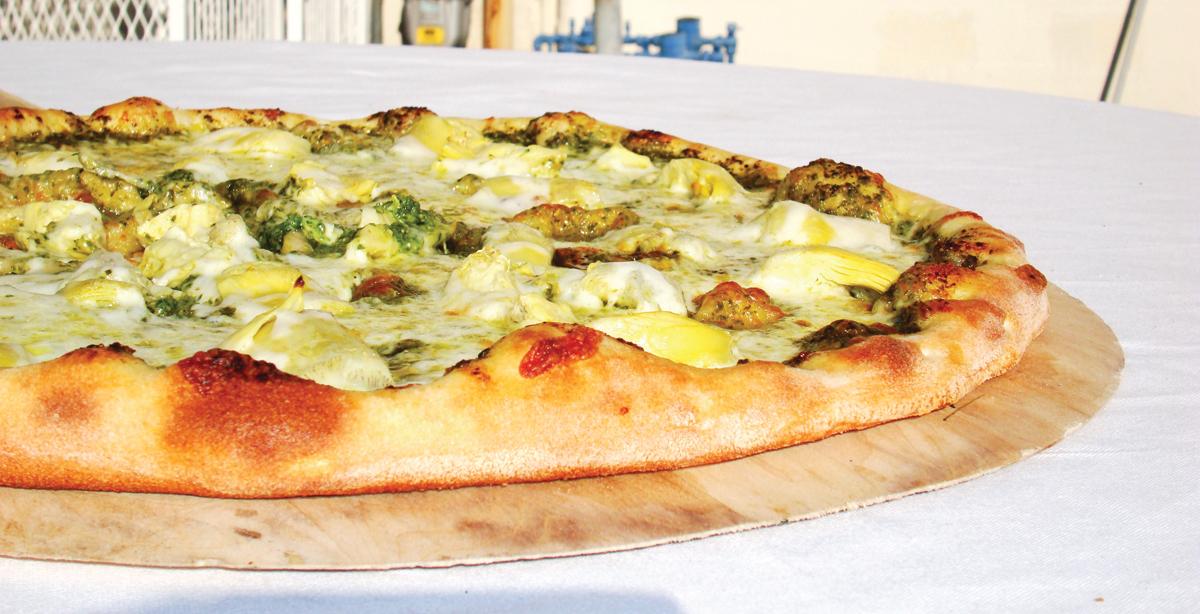 Gianni's New York Pizza