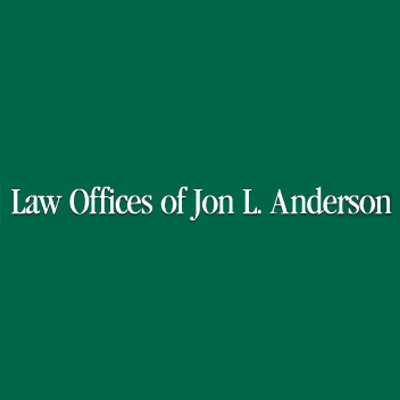 Jon L. Anderson Attorney-At-Law