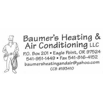 Baumer's Heating & Air Conditioning, LLC