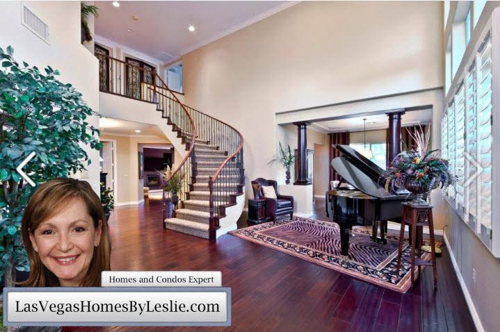 Las Vegas Homes By Leslie
