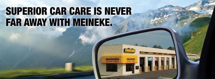 Meineke Car Care Center - ad image