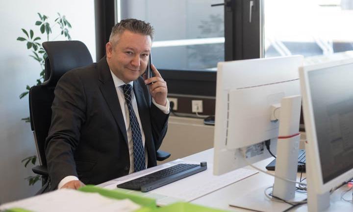 HDI Versicherungen: Nenad Markovic