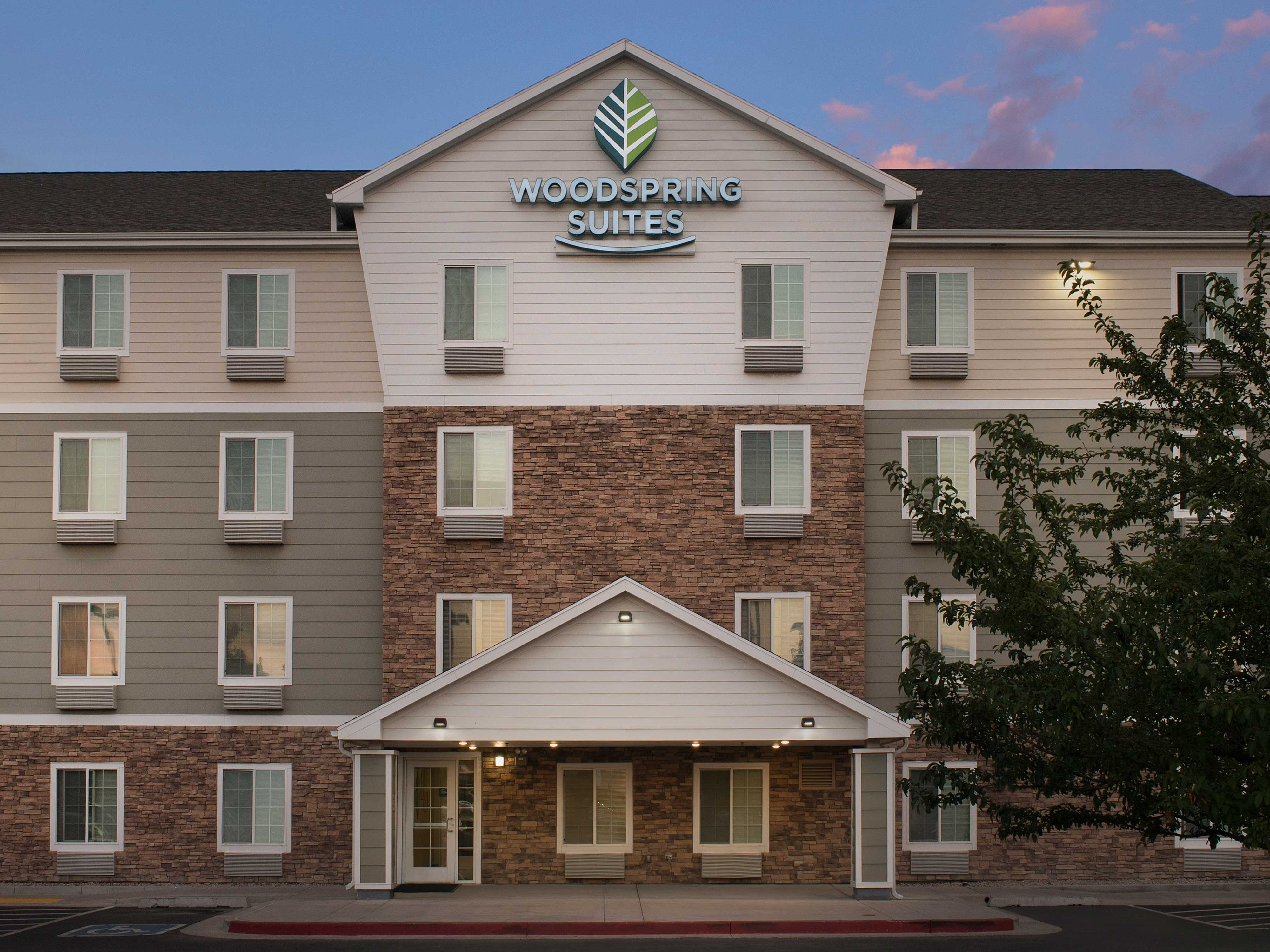 WoodSpring Suites Salt Lake City