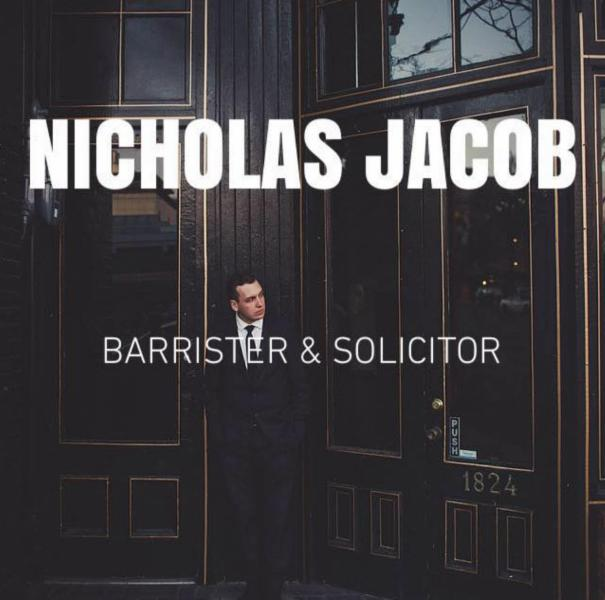 General Practice Attorney in BC Vernon V1T 2G9 Nicholas Jacob Barrister & Solicitor E-3105 31 Ave  (250)540-9798