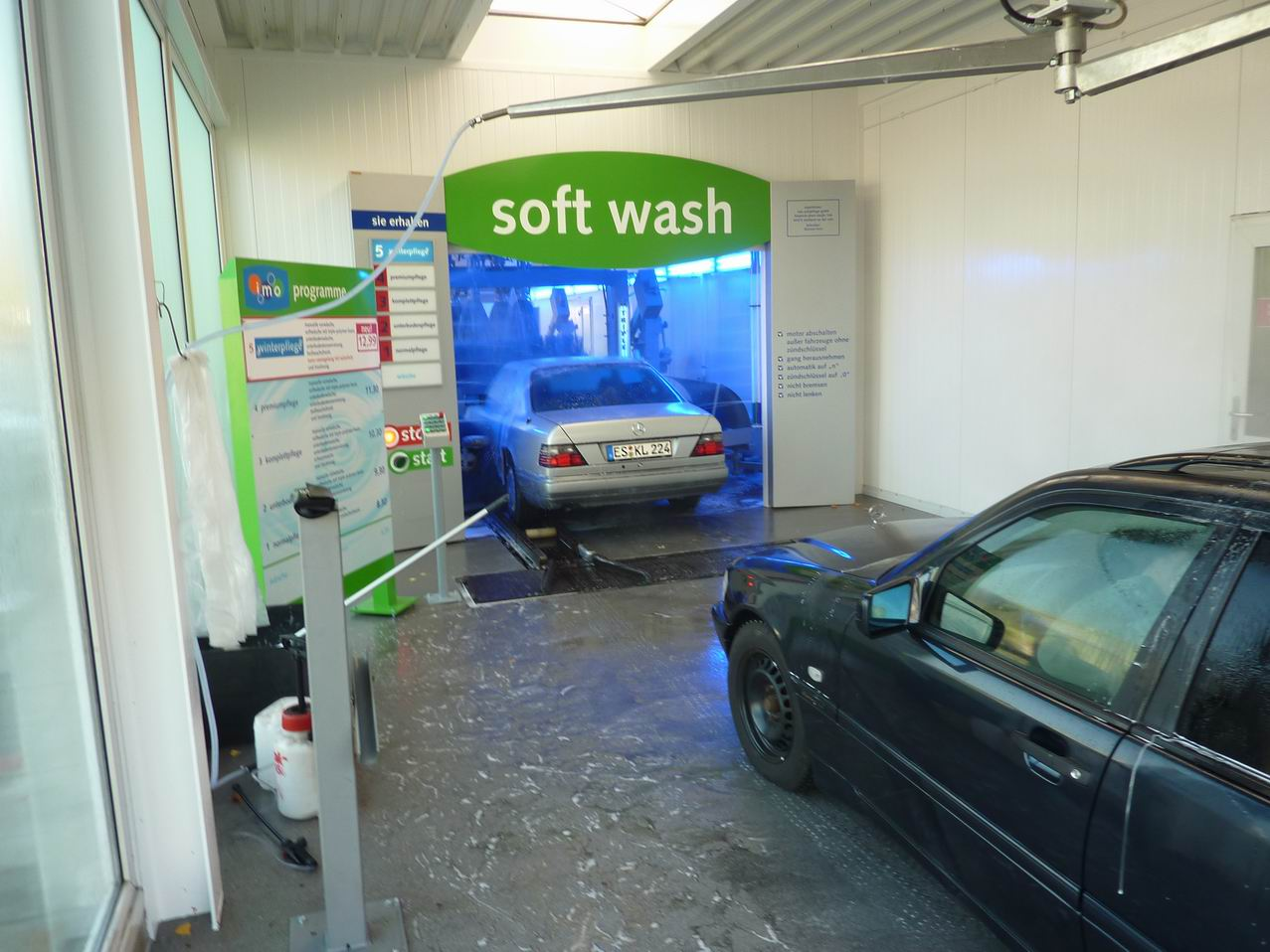 IMO Car Wash