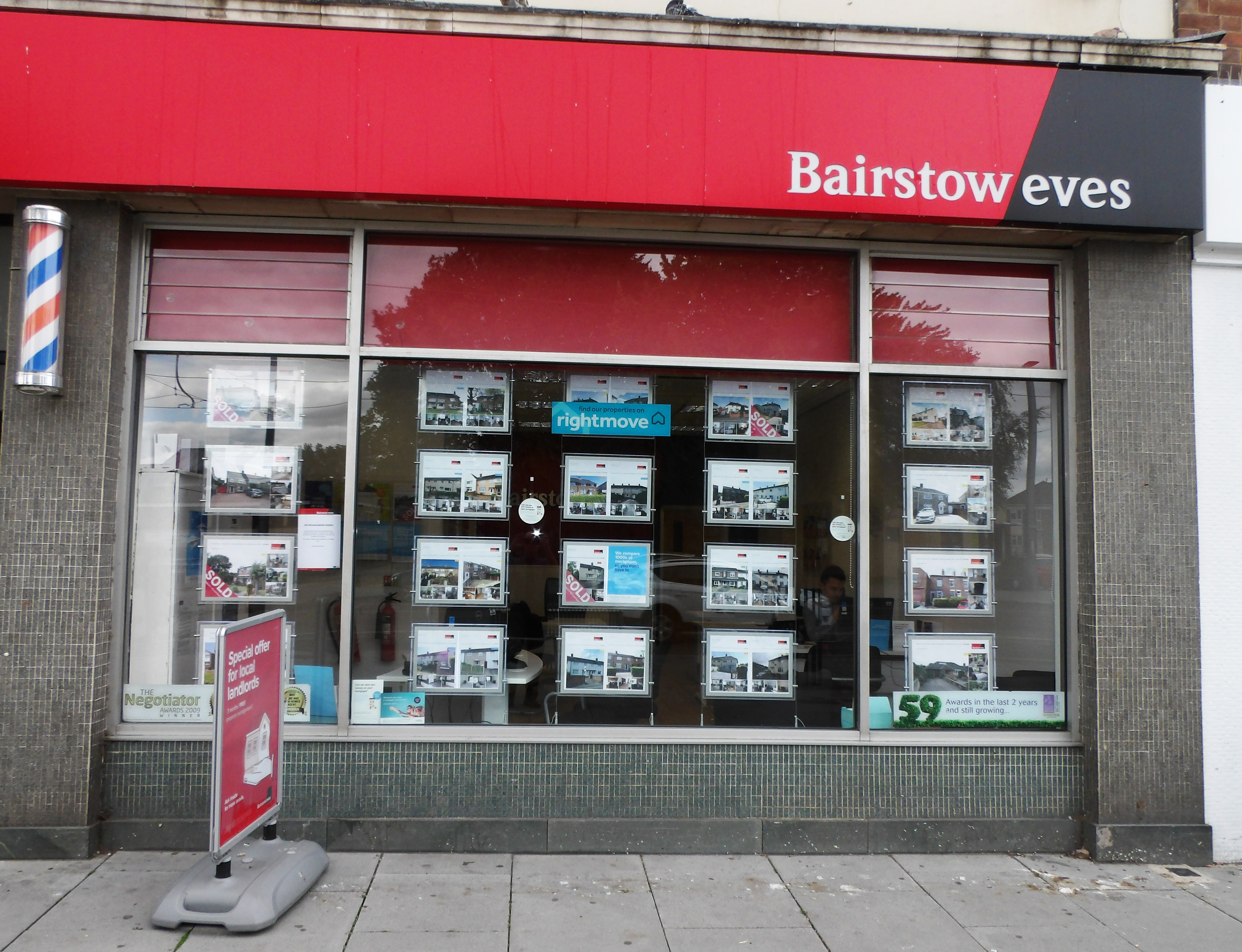 Bairstow Eves Estate Agents Clifton