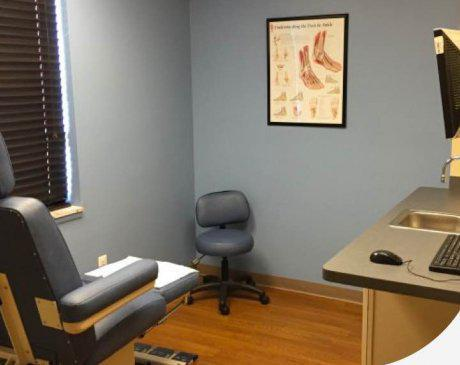 Eastside Podiatry PLLC is a Board Certified Podiatrist Foot & Ankle Surgeon serving St. Clair Shores Eastside Podiatry PLLC St. Clair Shores (313)251-3816