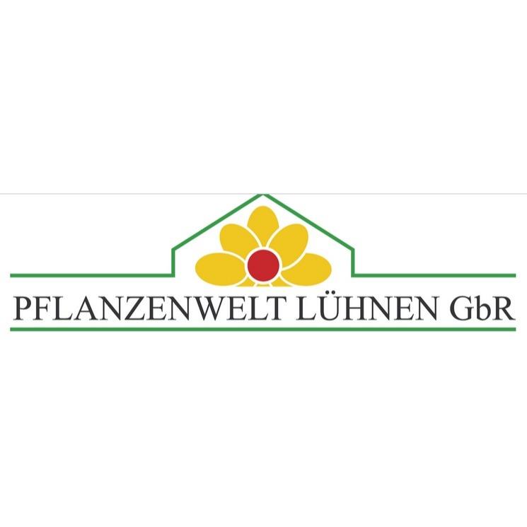 Logo von Pflanzenwelt Lühnen GbR