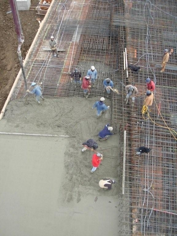 Sabre Concrete Construction Inc