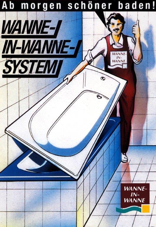 Aquabagno - Wanne in Wanne System - Die Spezialisten