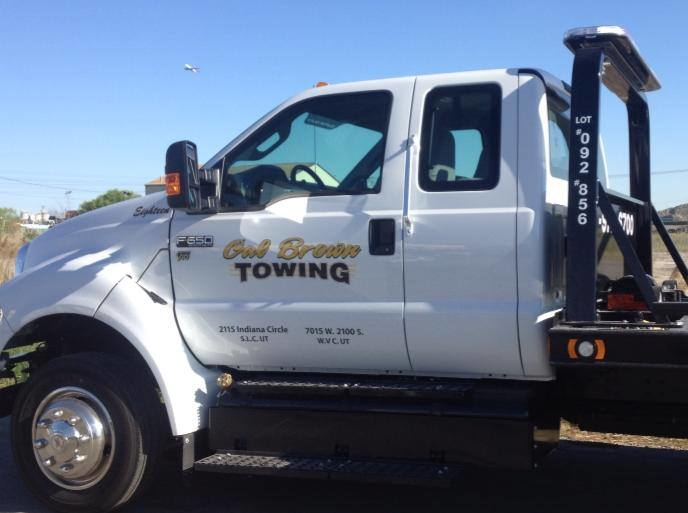 Cal Brown Automotive And Towing - ad image