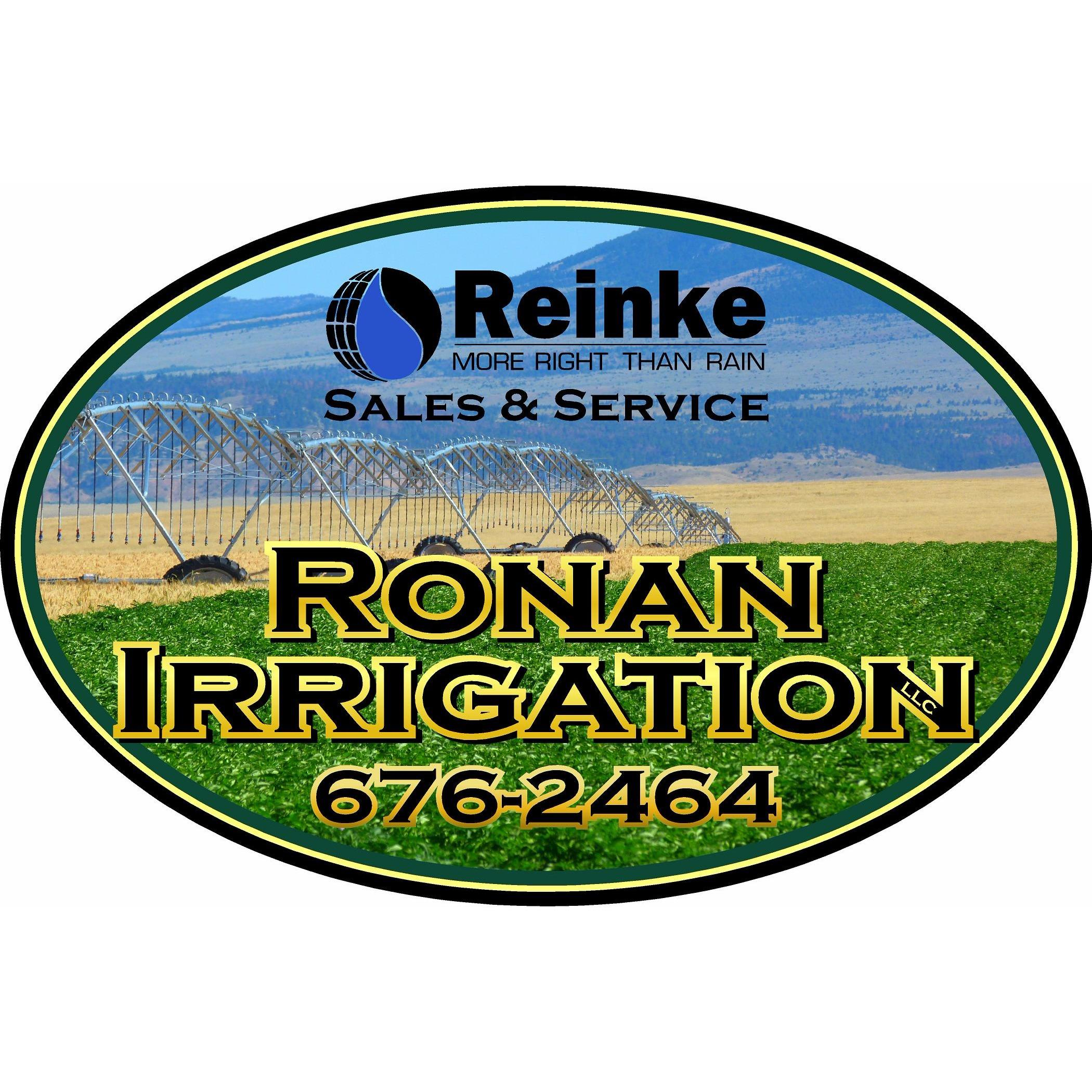 Ronan Irrigation LLC - Ronan, MT - Sprinkler Systems