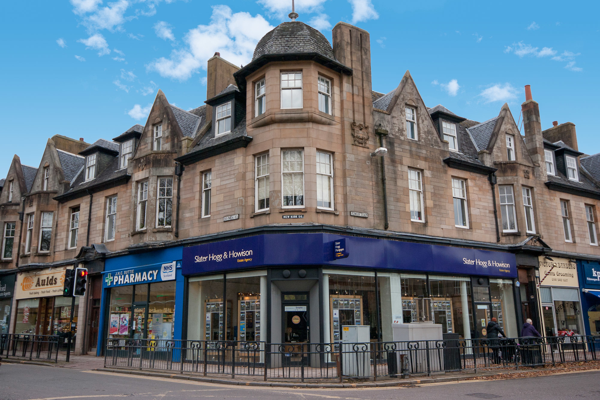 Slater Hogg & Howison Estate Agents Bearsden