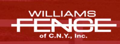 Williams Fence Cny Inc