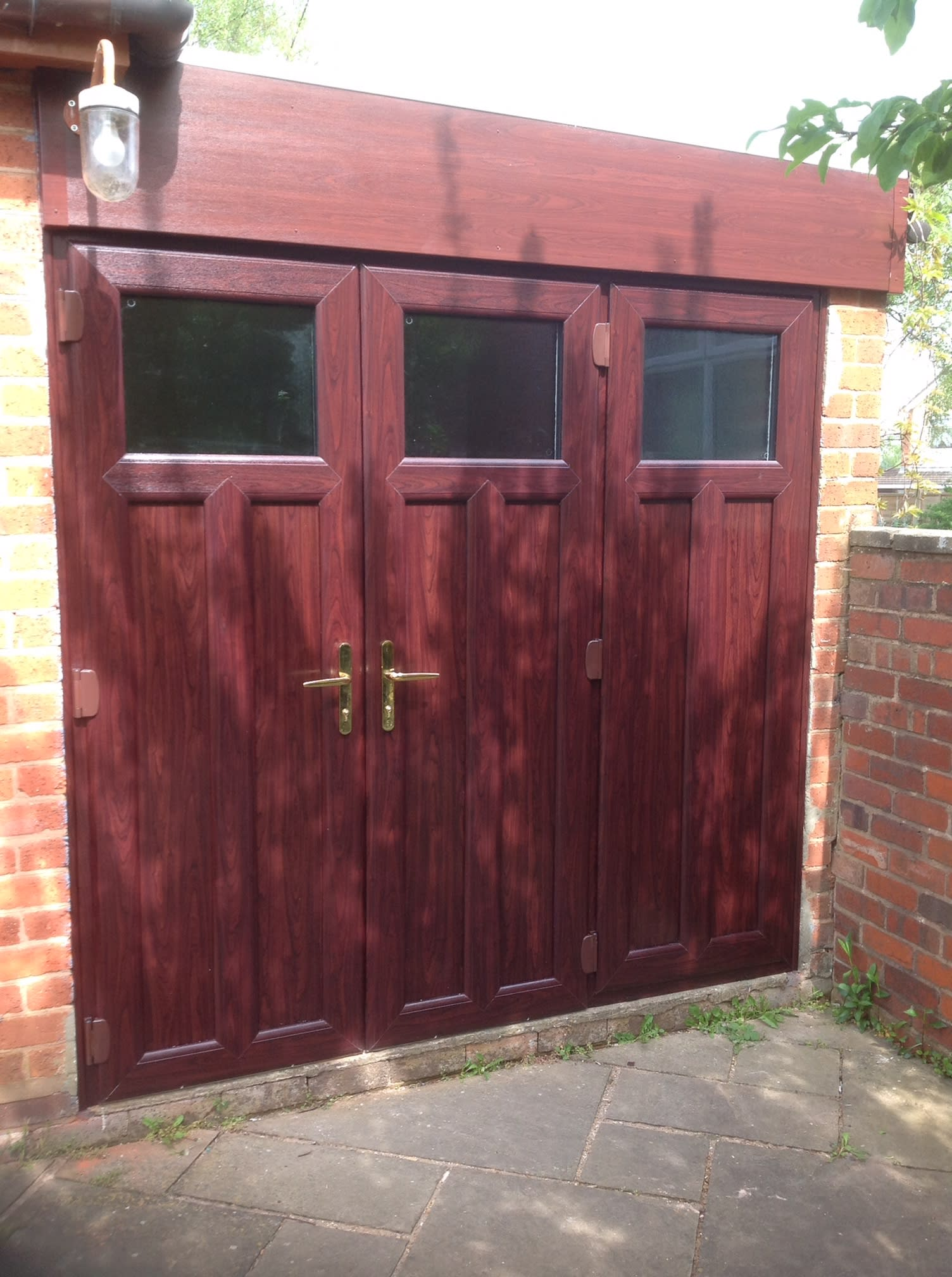 Plush Garage Doors Ltd Doors And Gateways Kingswinford