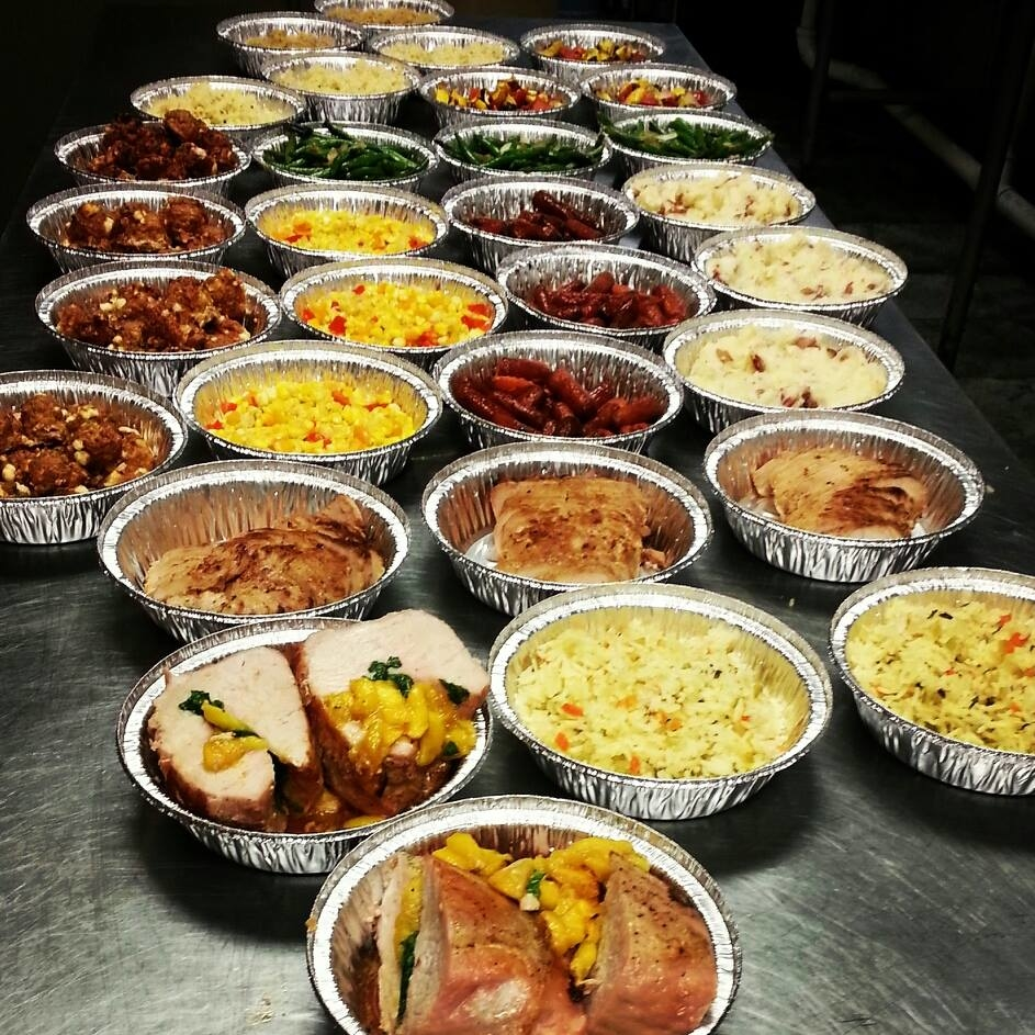 Healthy Food Delivery Nashville