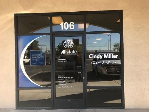 Images Cindy Miller: Allstate Insurance