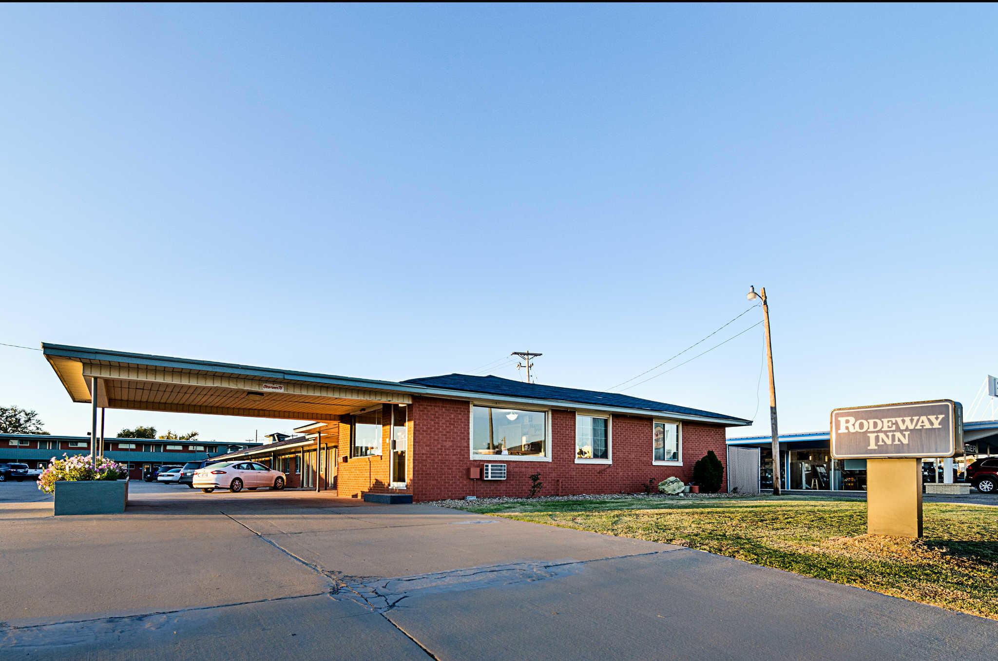 Motel  Liberal Kansas